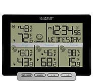 La Crosse Technology 3 Channel Wireless WeatherStation - H295276