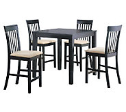 Miranda 5 Piece Counter Height Table Set by Acme Furniture - H356076