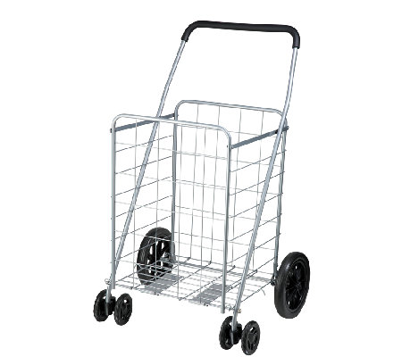 Honey Can Do High Performance Folding Utility Cart Qvc Com