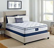 Serta Perfect Sleeper 12 Influence EuroTop Queen Mattress Set - H208377