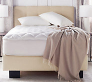 Serta Perfect Sleeper Smart Comfort QN Mattress Pad with Nanotex - H214477