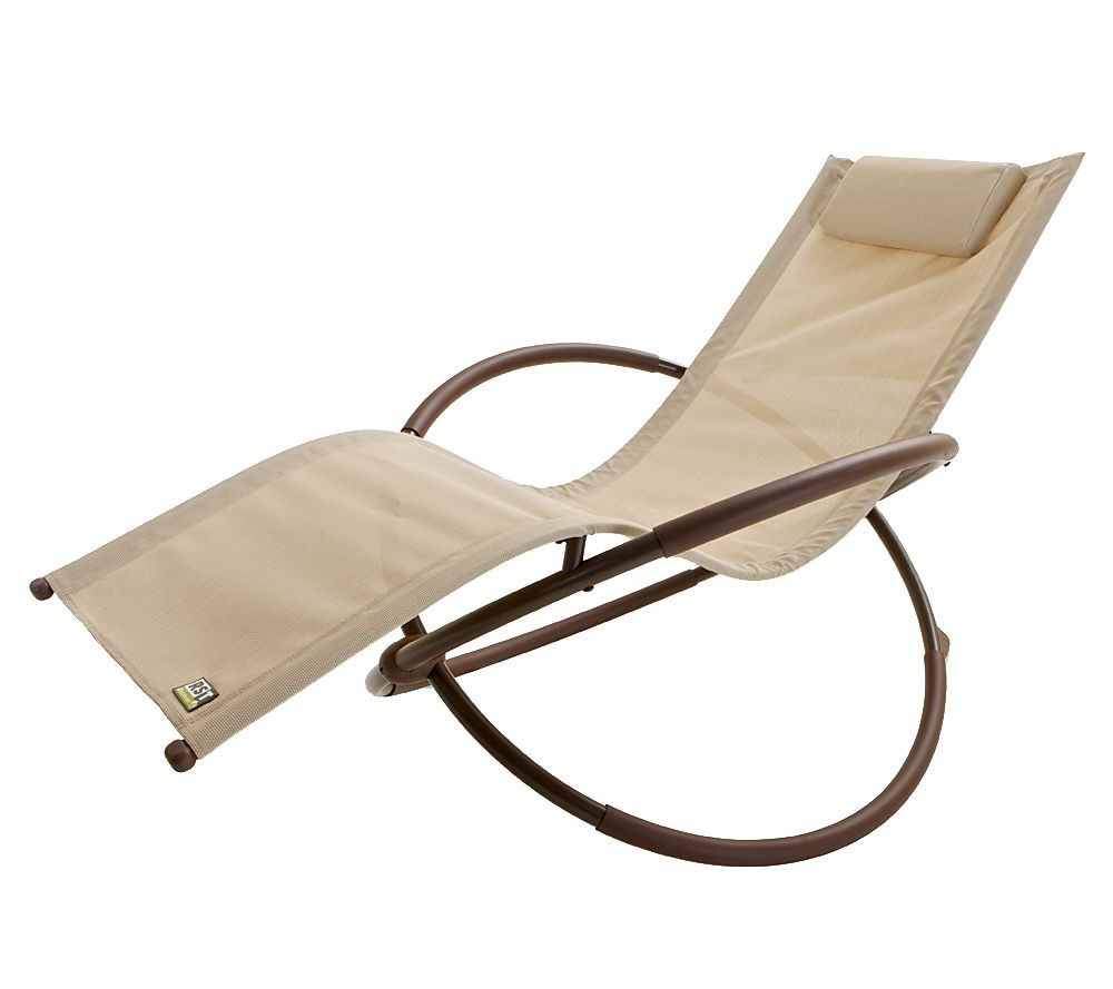 RST Orbital Zero Gravity Lounger Patio Furniture