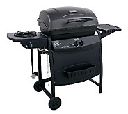 Char-Broil 35,000 BTU 2-Burner Gas Grill W/ Side Burner - H283877