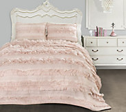 Belle 2-Piece Twin Quilt Set by Lush Decor - H289077
