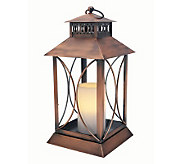 Home Reflections Indoor/Outdoor Flameless Candle Lantern - H348977
