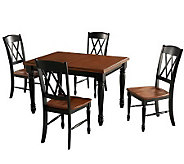 Home Styles Monarch Dining Table and 4 Chairs - H366477