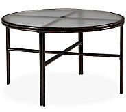 Home Styles Outdoor Bimini Jim 42 Round DiningTable - H367877