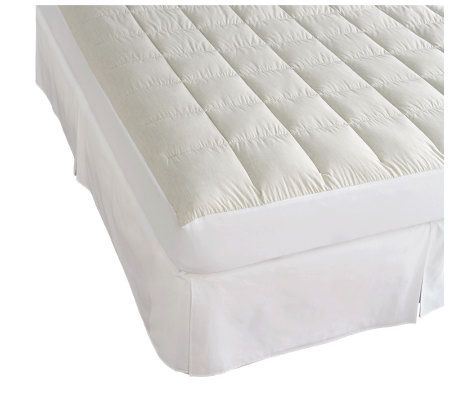 Sleep Number True Silver King Mattress Pad Page 1 — QVC