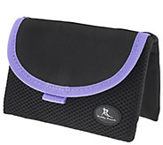 As Is On the Go Belt-Free Pouch Plus with RFID by Lori Greiner - H213078