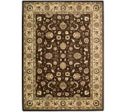 Nourison Atlas 79 x 1010 Persian Machine-Made Framed Rug - H350378