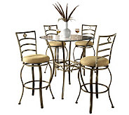 Hillsdale House Brookside 5-Piece Bistro Set - H159379