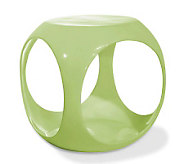Avenue Six Slick Cube Occasional Table - Green - H175779