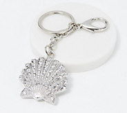 Killarney Crystal Choice of Crystal Keychains - H197779