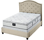 Serta Perfect Sleeper Private Luxury 12.5 EuroTop QN Mattress Set - H207079