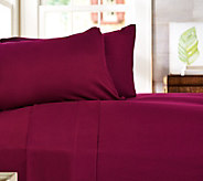 Casa Zeta-Jones Rayon made from Bamboo Flannel FL Sheets made in Portugal - H213279
