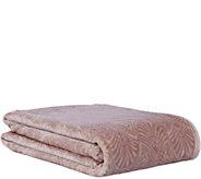Berkshire Blanket Ornate Fan Velvet Soft Throw - H292879