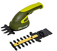 Sun Joe 3.6V Cordless 2-in-1 Grass Shear and Shrubber - H293279