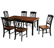 Home Styles Monarch Dining Table and 6 Chairs - H366479