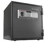 First Alert 1.2 Cubic Foot Digital Entry SteelFire Safe - H141680
