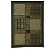 Safavieh Courtyard Checkmate 53 x 77 Rug - H178980