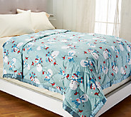 Norther Nights 300 TC Cotton 550 FP King Holiday Down Blanket - H205980