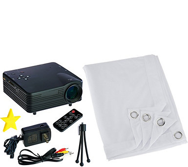 Mr.Christmas Seasonal Virtual Holiday Projector with 14 Videos - H209480