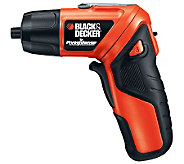 Black & Decker 2-Position Pivoting Handle Cordless Screwdrive - H365080