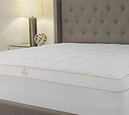 Sleep Like A King Ultimate Water Resistant Cal. King Mattress Pad - H210381