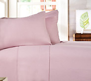 Casa Zeta-Jones Rayon made from Bamboo Flannel KG Sheets made in Portugal - H213281