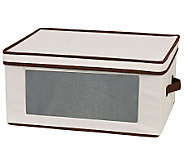 Household Essentials Stemware Storage Chest - Goblets - H282481
