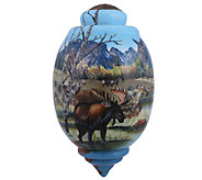 Limited Edition North American Wildlife Ornament by NeQwa - H286781