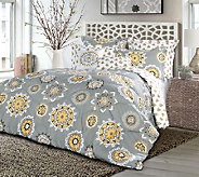 Adrianne Comforters 7-Piece Full/Queen Set by Lush Decor - H287281