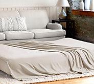 Berkshire Blanket Microfleece Air Mattress FullSheets - H287981