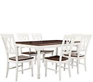 Crosley Shelby 7-Piece Dining Set - H289881
