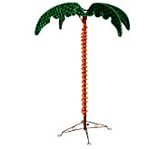 4-1/2 LED Rope Light Palm Tree by Vickerman - H352181