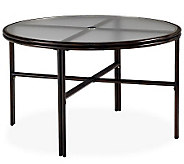 Home Styles Outdoor Bimini Jim 48 Round DiningTable - H367881