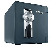 First Alert  0.87 cu ft  Waterproof Fire Safe - H141682