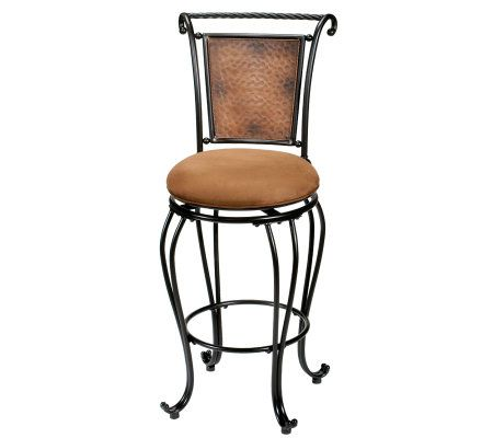 Hillsdale Furniture Milan Swivel Counter Stool Page 1