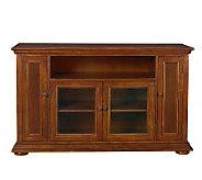 Home Styles Warm Oak Homestead Entertainment Credenza - H154682