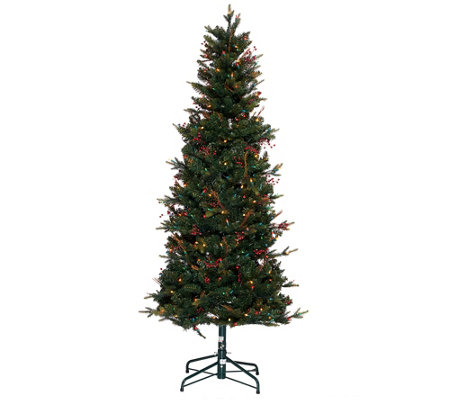 Bethlehem Lights 9 Lakewood Fir Christmas Tree wInstant Power 4Efoeatn