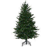 As Is Santas Best 5 Balsam Fir Tree with RGB   Function - H208182