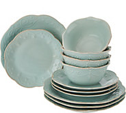 Lenox French Perle 12-pc Dinnerware Set - H208982
