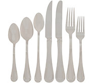 Lenox 18/10 Stainless Steel 92 Piece Service for 12 Flatware Set - H212682