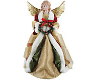 16 Christmas Angel Tree Topper by Santas Workshop - H288982