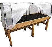 VegTrug Medium Greenhouse Frame & Cover - H291882