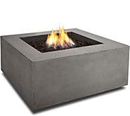 Baltic Square Propane Fire Table - H292282