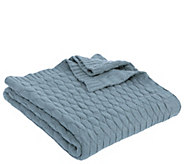 Berkshire Blanket Cotton Blend Knit Throw - H294782
