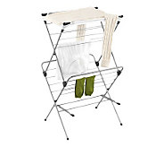 Honey-Can-Do 2-Tier Mesh Top Drying Rack - H356482