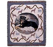 Rottweiler Throw - H361682