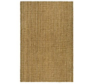 Serenity Natural Fiber Borderless Sisal 8 x 10 Rug - H176483